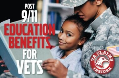 Education Benefits for Post 911 Veterans and Their Families Feature Image