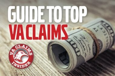 Guide to Top VA Claims.1280x855