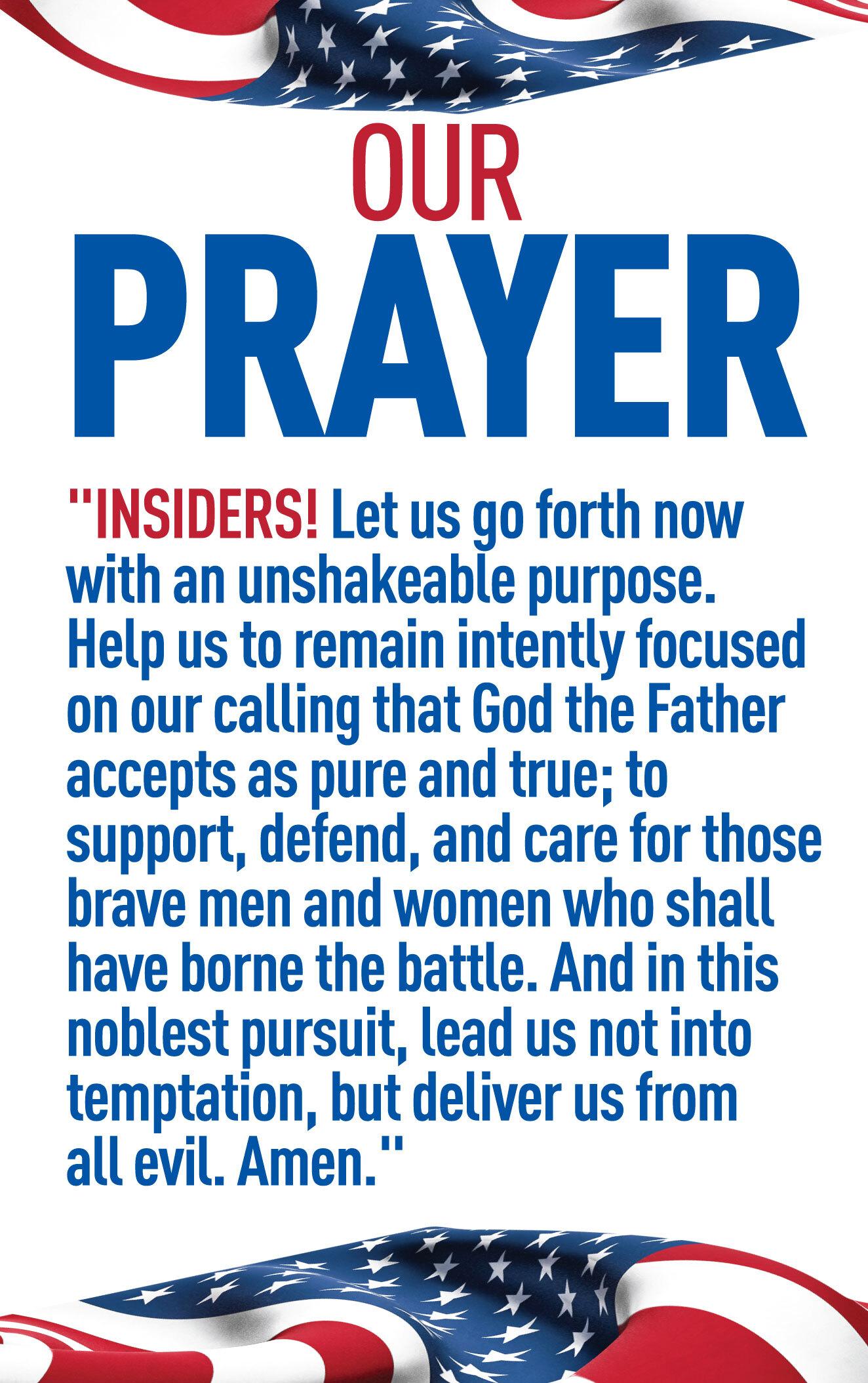 About VA Claims Insider Prayer