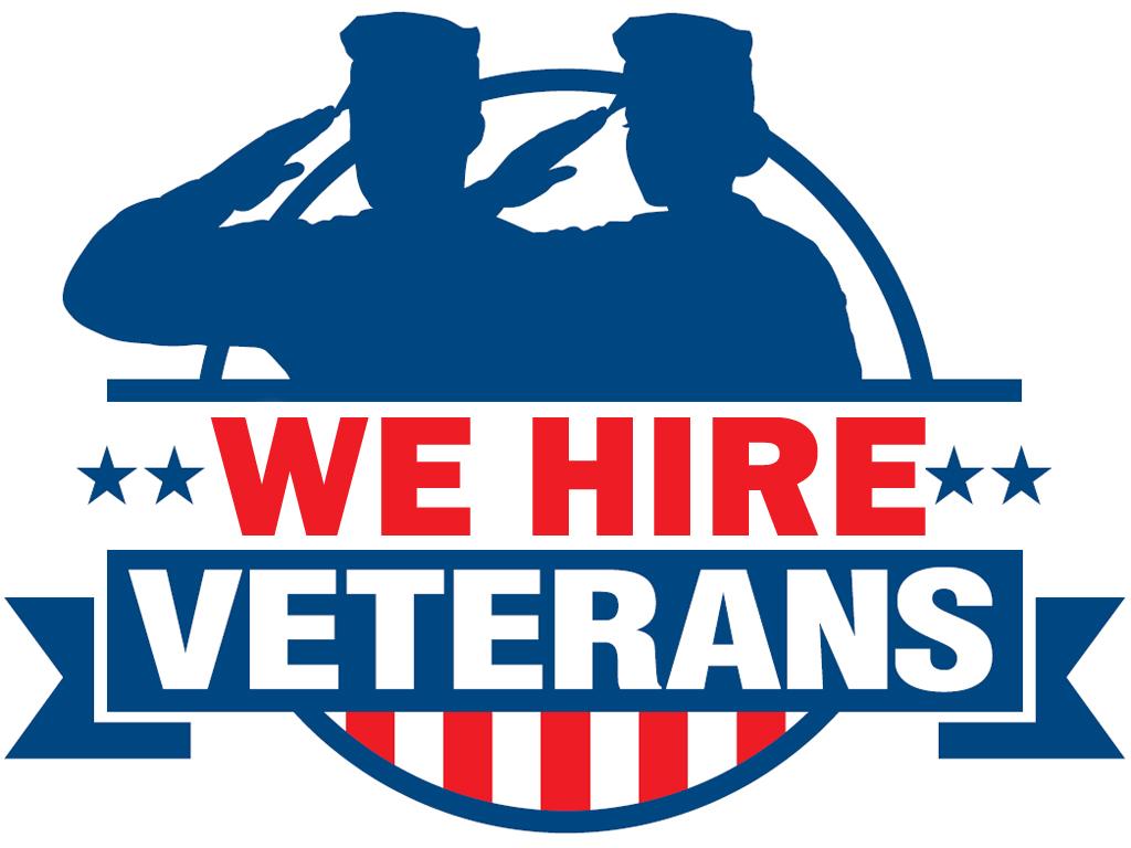 We Hire Our Veterans