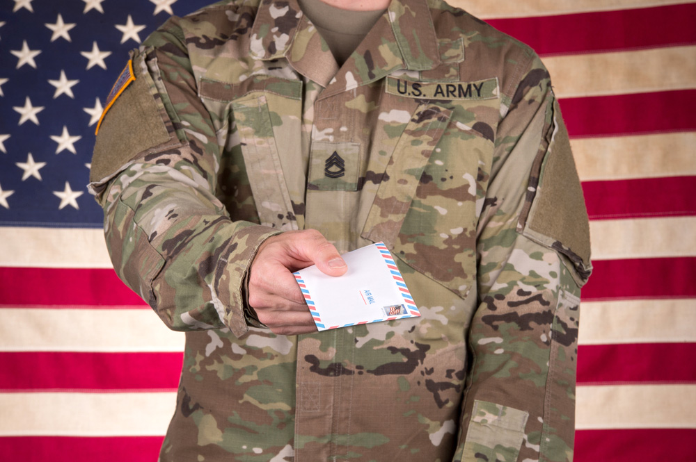 Top 10 Mail-In Voting Tips for the 2020 Election army veteran mail in voting