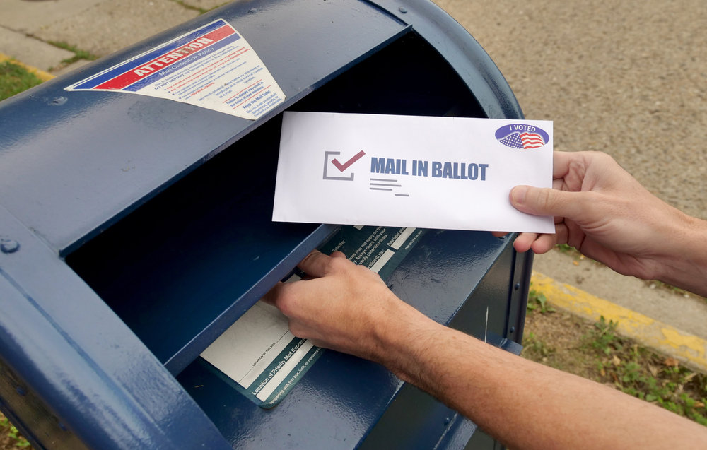 Mail-in voting is a convenient way to participate in democracy.