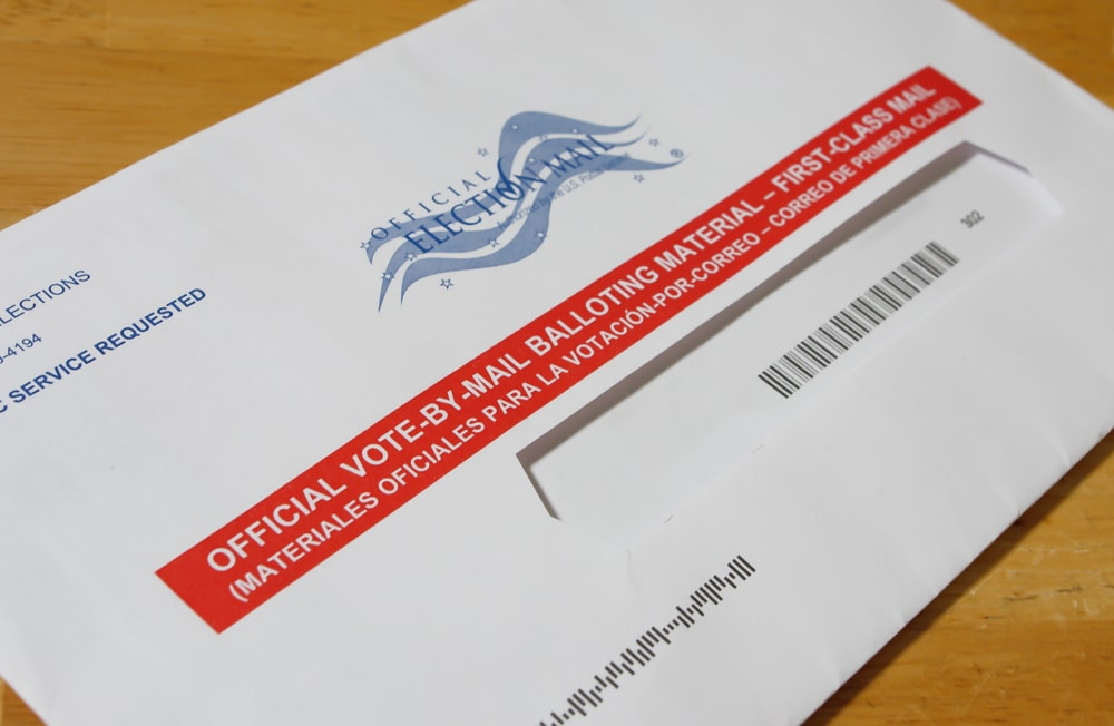 Mail-in voting is a commonsense solution for active duty service members.