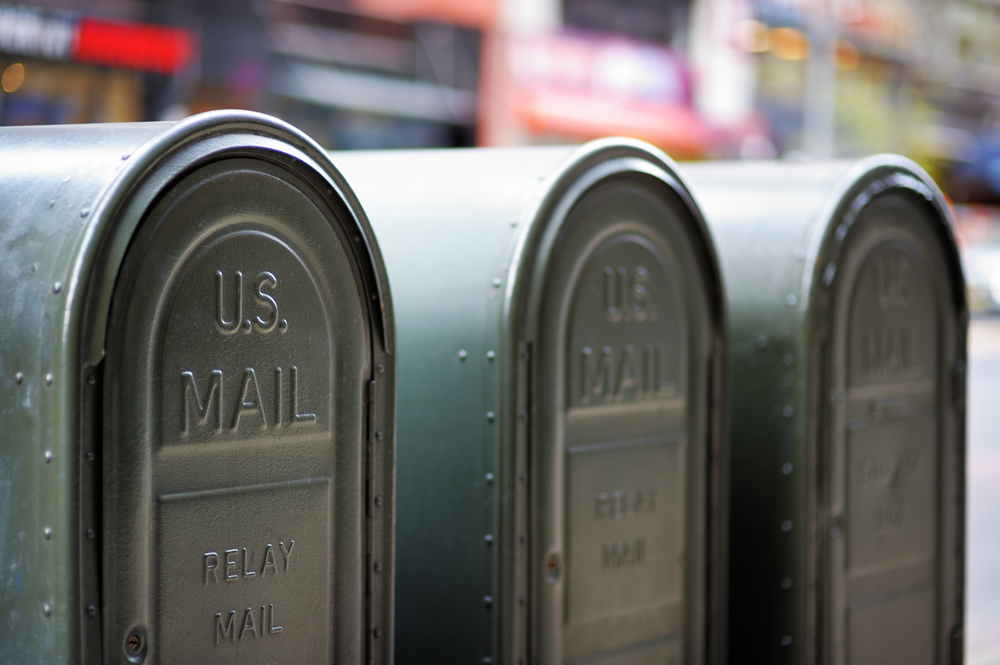 Mail-in voting is readily available to active duty service members and their spouses or family members while stationed abroad.