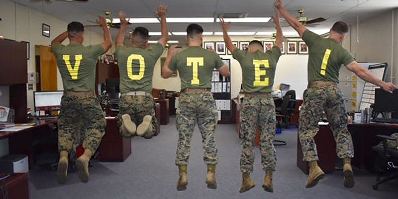 Top 10 Mail-In Voting Tips for the 2020 Election service members