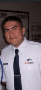 Eric De La Rosa Air Force
