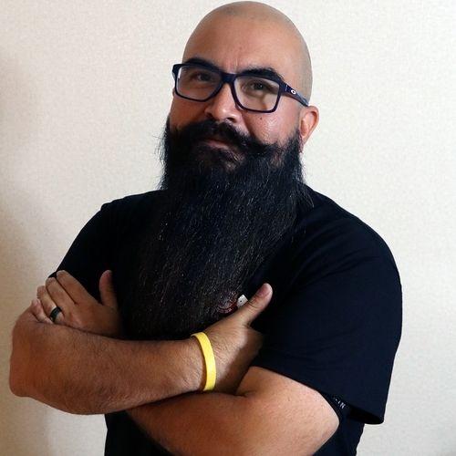 Eric The Bearded