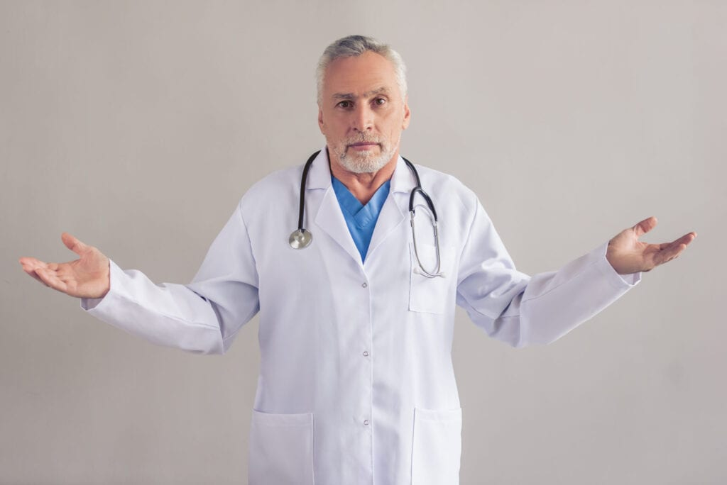No most VA doctors wont fill out a DBQ for a veteran scaled 1