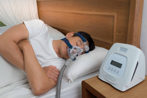 Service Connected Sleep Apnea Secondary to PTSD