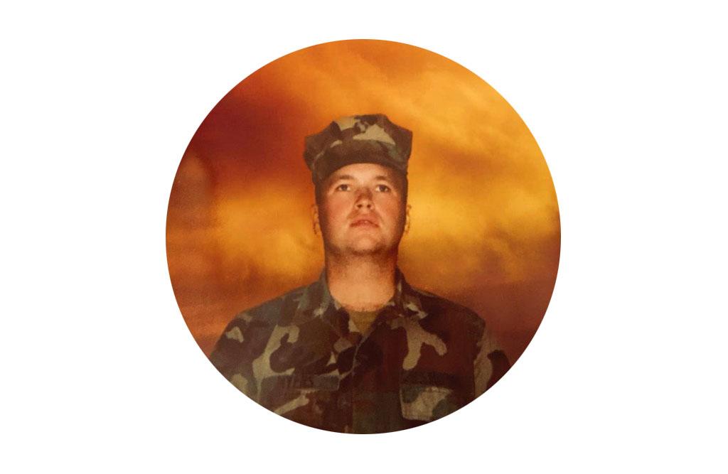 Travis Myers US Marine