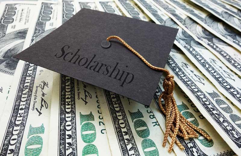 scholarship money graduation cap.X