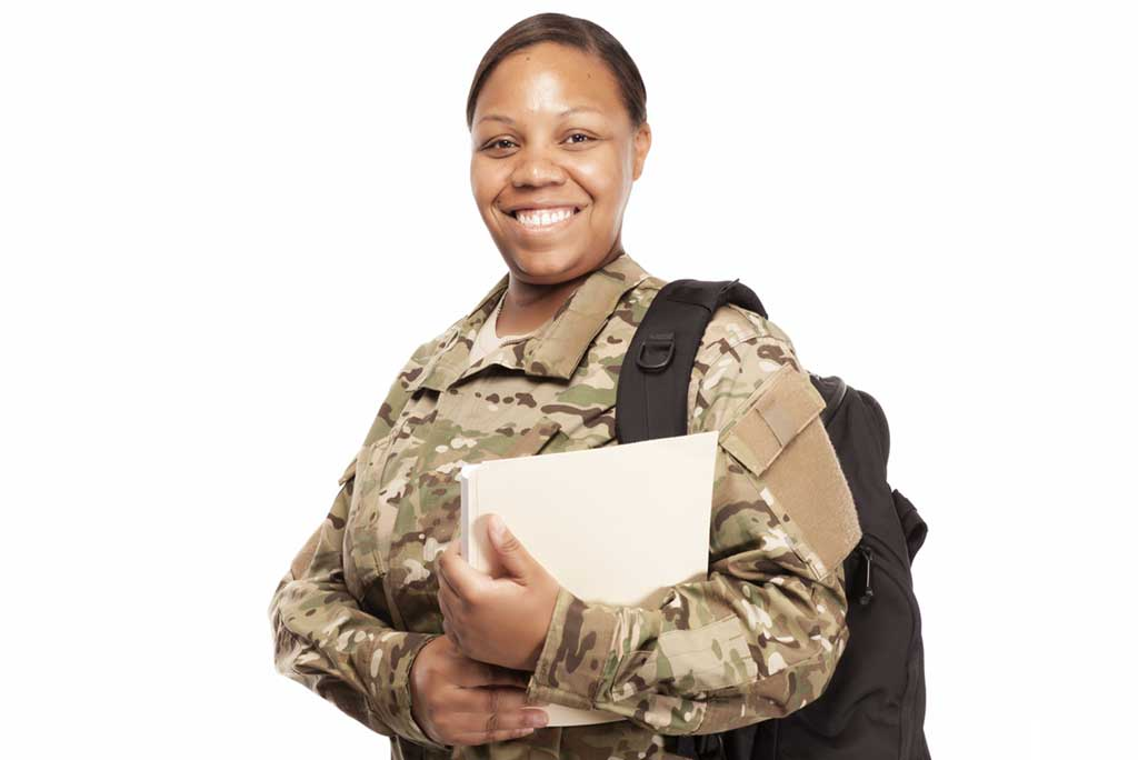 Example of a Veterans Career Transition Progrom