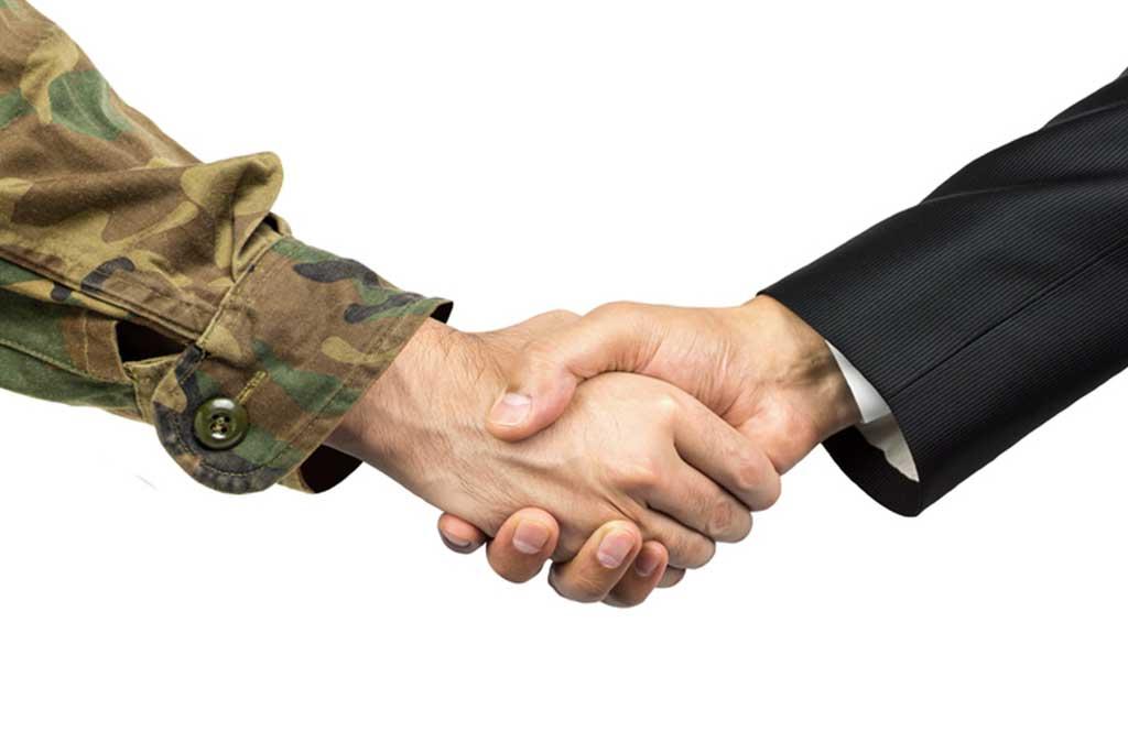 How veteran career transition works
