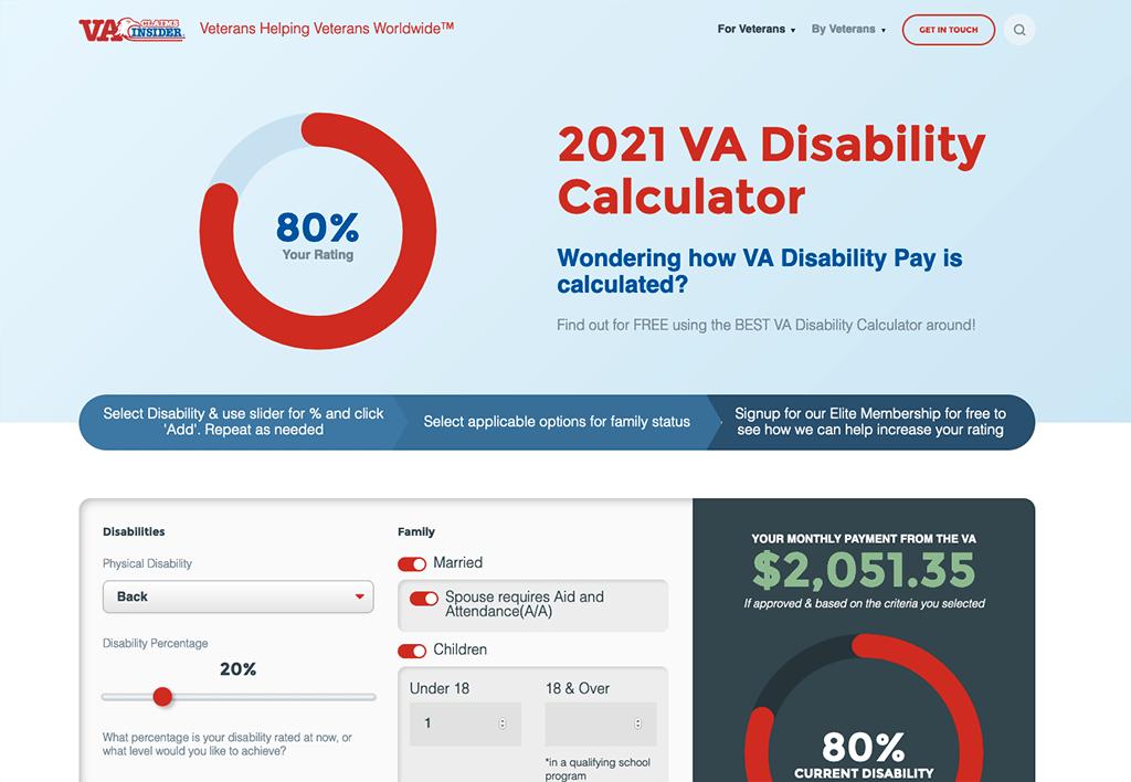 VA Pay Dates Calculator