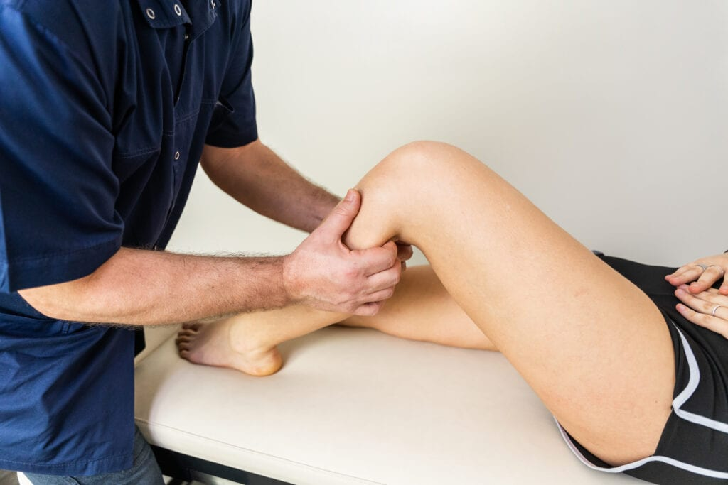 Physical C and P Exam for Shin Splints