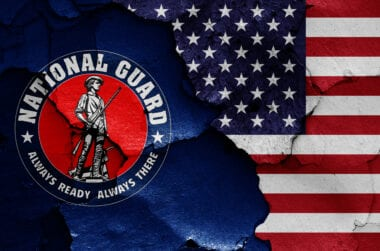 Are National Guard Veterans