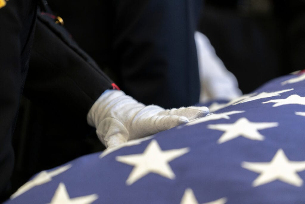 VA Burial Benefits for Guard and Reserve
