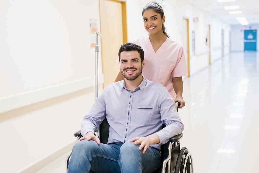 medical discharge benefits