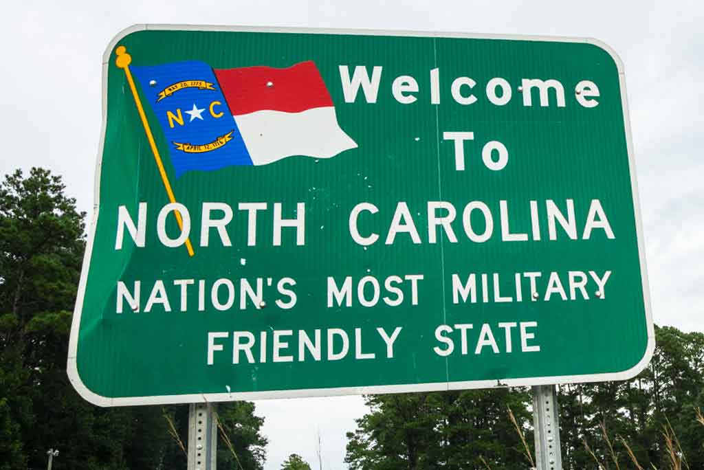north carolina veteran benefits